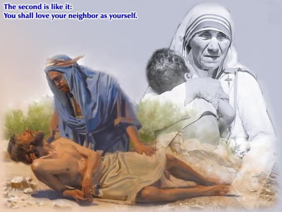 Phụng thờ Thiên Chúa đi đôi với việc phục vụ con người. Suy niệm Tin mừng Chúa nhật 31 TN
