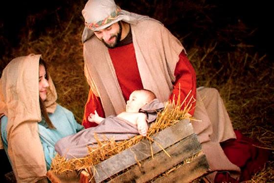 Nhìn ngắm gia đình Chúa Giê-su. Suy niệm Lễ Đức Maria, Mẹ Thiên Chúa