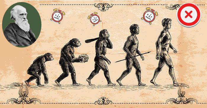 Khoa học đã gióng lên 3 hồi chuông báo tử dành cho Thuyết Tiến Hóa.