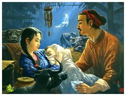 Gia đình ki-tô hữu cũng là thánh gia. Suy niệm lễ Thánh gia